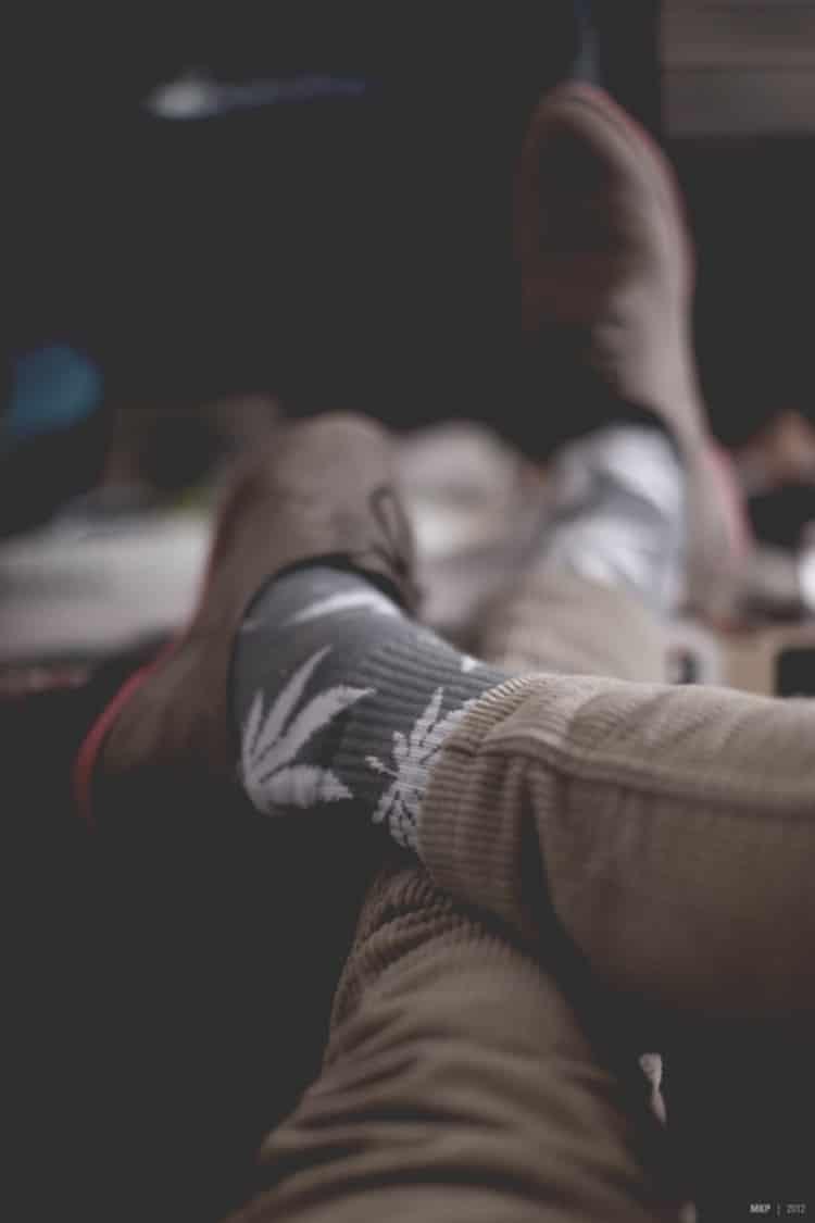 meias coloridas masculina k