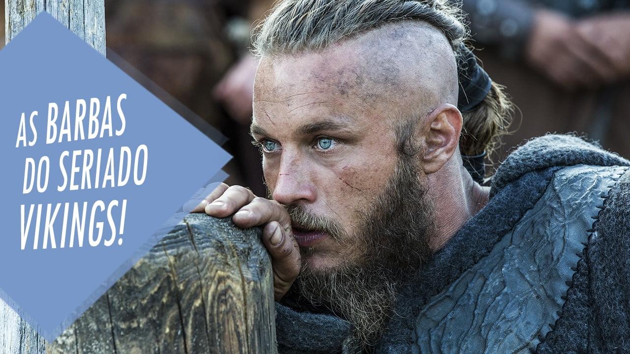 Se Inspire Nas Barbas Dos Vikings Seriado Homens Que Se