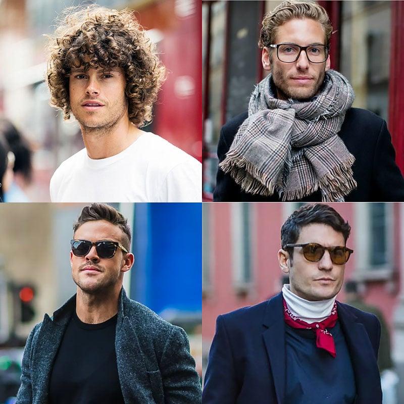 corte de cabelo ideal rosto triangular homens que se cuidam b