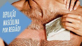 beabá da depilação masculina