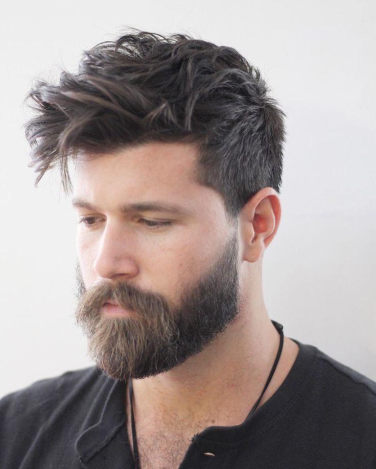 Cortes de cabelo para rosto triângulo homens que se cuidam por juan alves a