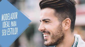 Descubra qual Modelador de Cabelo Ideal para seu Tipo de Fio capa a homens que se cuidam e mens market
