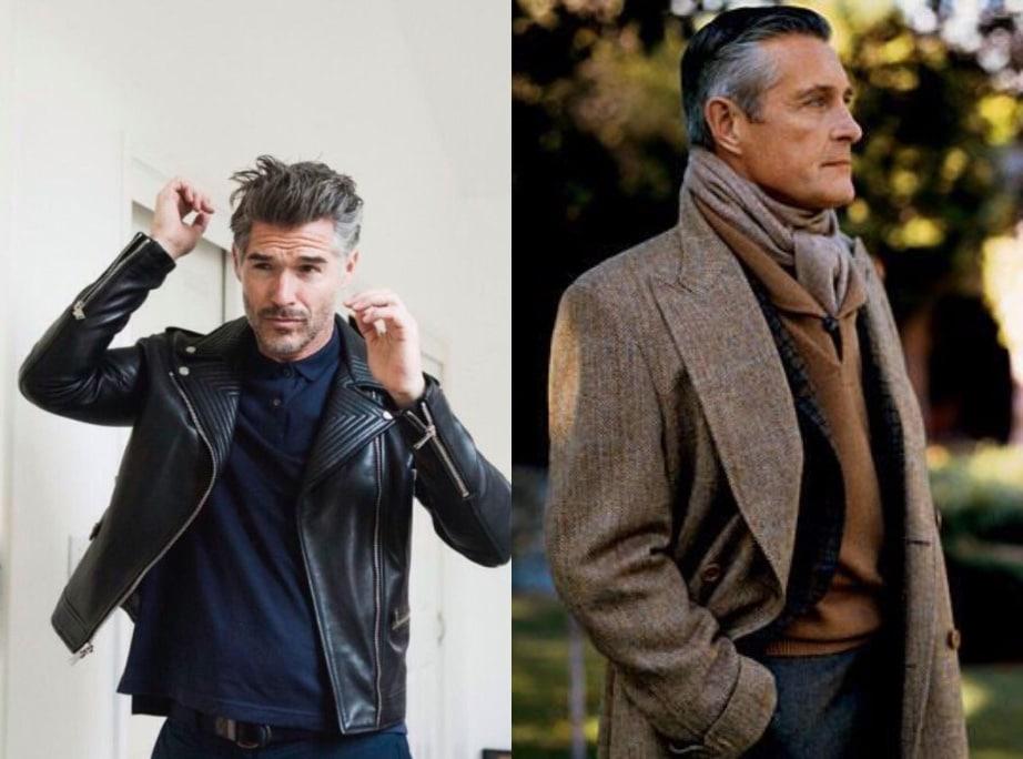 b cortes de cabelo para homens mais velhos homens que se cuidam por juan alves