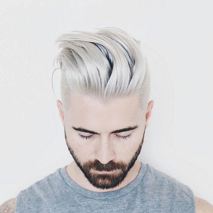 cabelo colorido masculino homens que se cuidam b