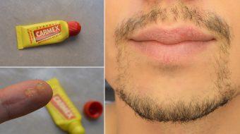 carmex lip balm ressecou meus labios avaliacao de produtos homens que se cuidam por juan alves extremamente ressecado