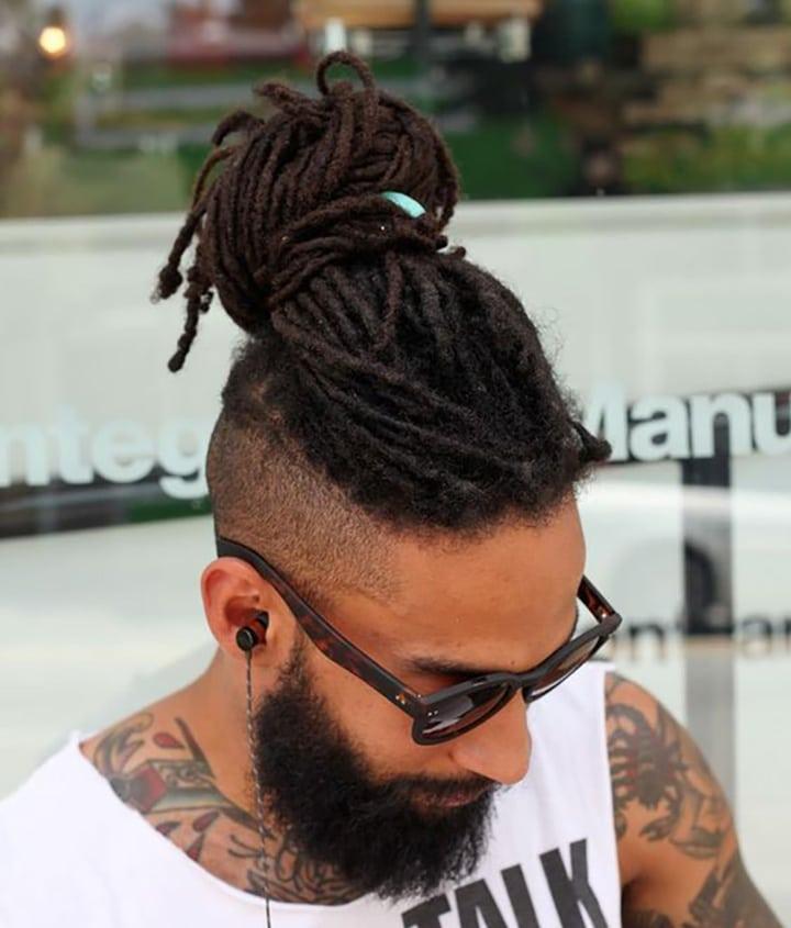 cortes de cabelo masculino para rosto redondo h