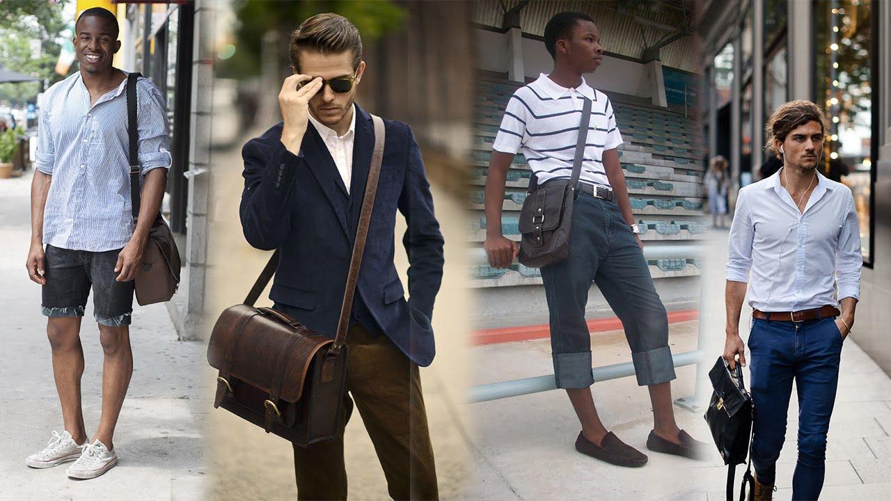 bolsa masculina carteiro homens que se cuidam