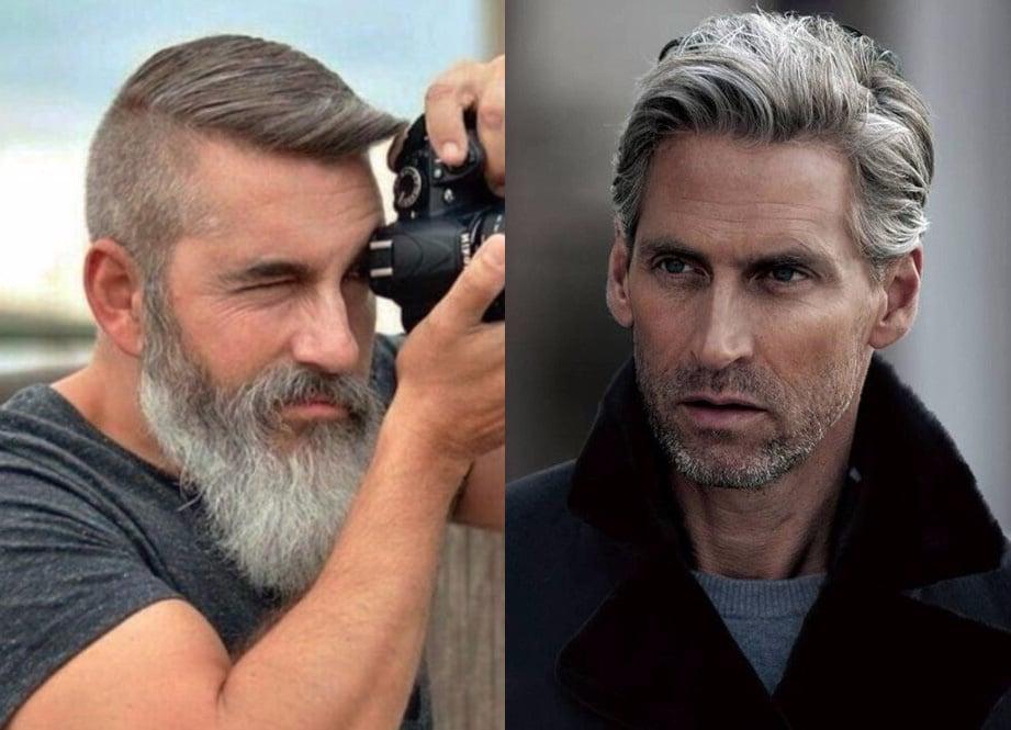 e cortes de cabelo para homens mais velhos homens que se cuidam por juan alves