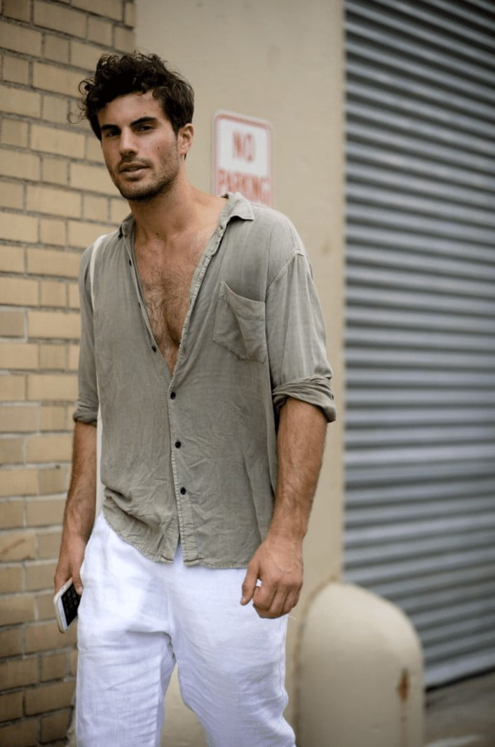15 Looks de Street Style diretos da Semana de Moda Masculina de New York a a a