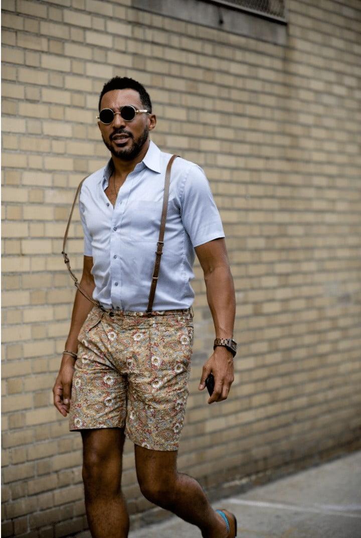 15 Looks de Street Style diretos da Semana de Moda Masculina de New York b b