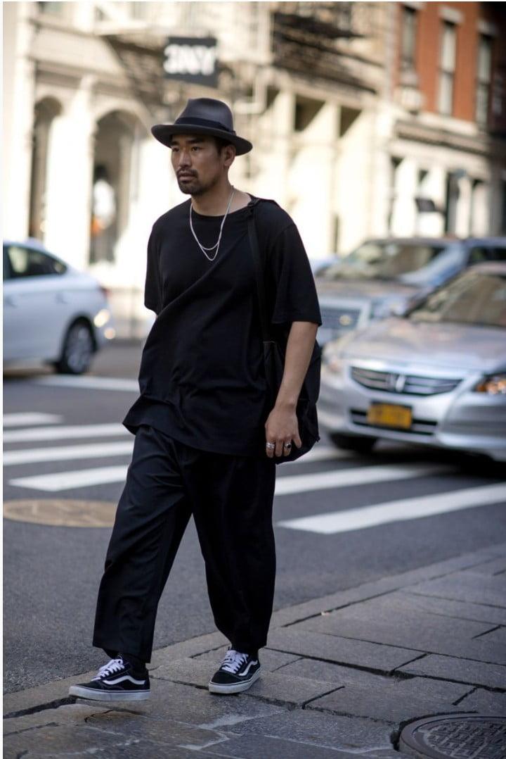 15 Looks de Street Style diretos da Semana de Moda Masculina de New York j