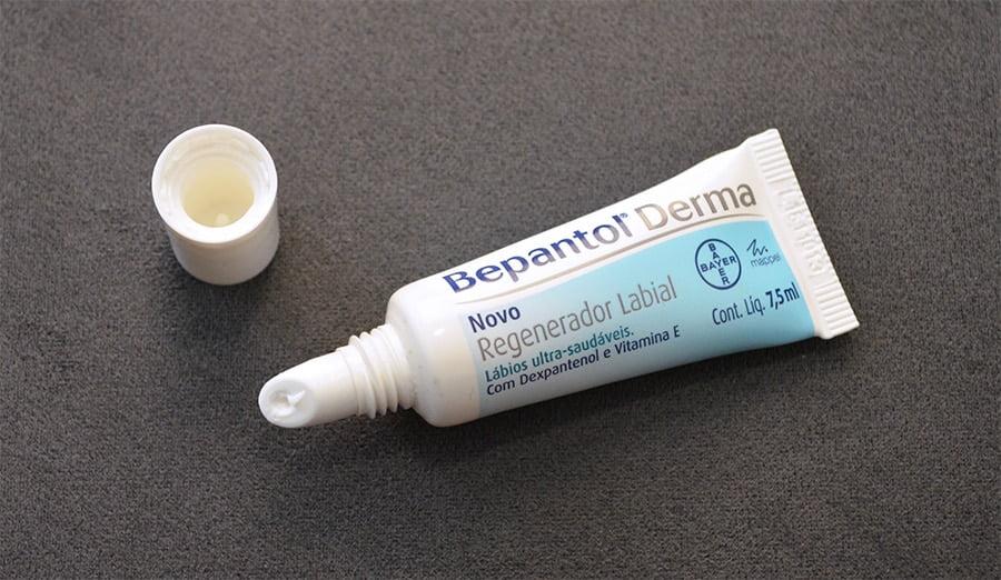 a Bepantol Derma Regenerador Labial homens que se cuidam por juan alves