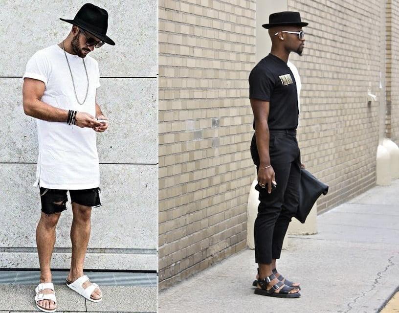 7b74278ffe6 Chinelo Slide Masculino Preto Da Versace Ousado - Engaging Clothing ...