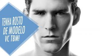 Como afinar o rosto masculino capa