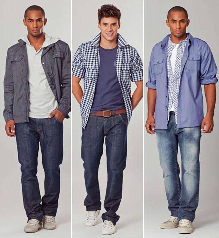 a Principais Erros que os Homens Cometem ao se Vestir
