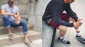 calcados masculinos homens que se cuidam por juan alves BBB