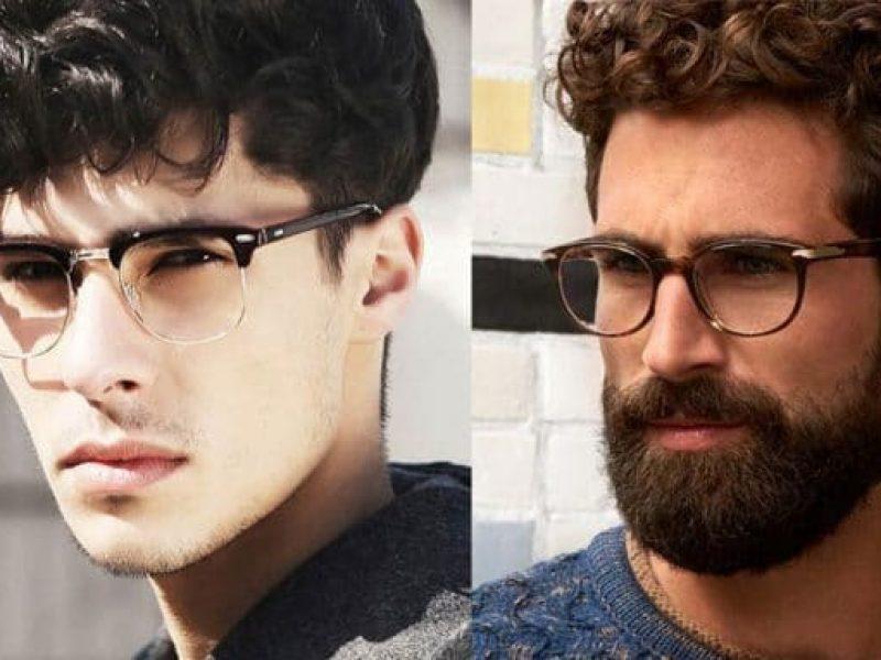 d6957a8a63838 Óculos de Grau Ideal para cada Formato de Rosto Masculino   - Homens que se  Cuidam