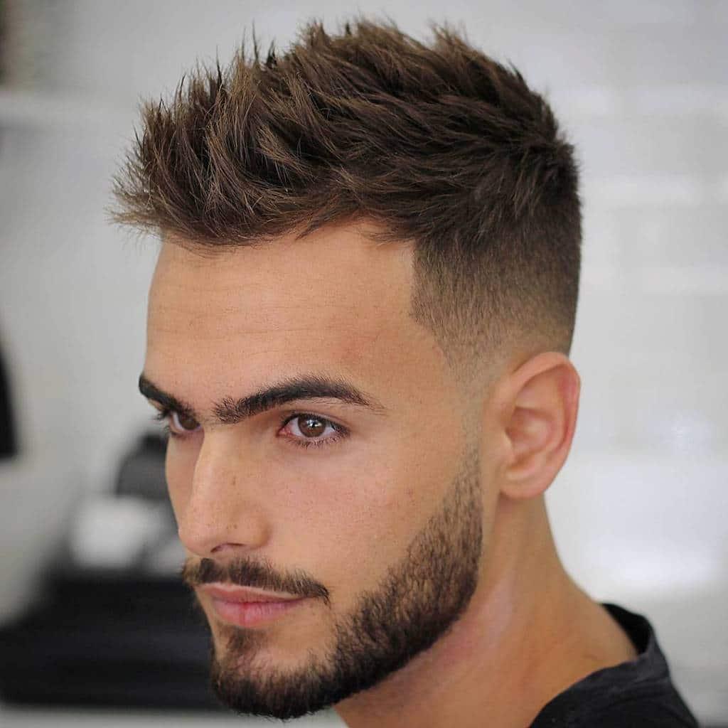 cortes de cabelo masculino curto homens que se cuidam a