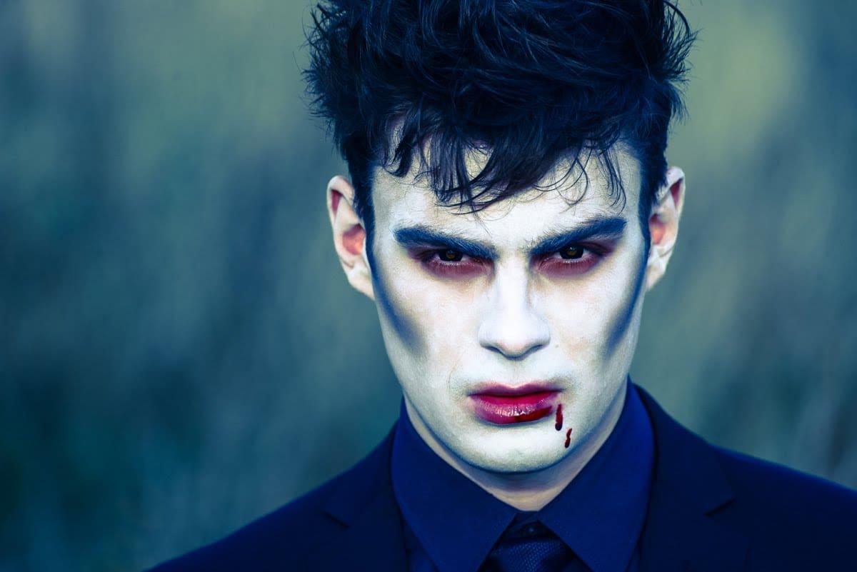 Super Maquiagem Masculina de Halloween, vem se inspirar! - Homens que se  YV94