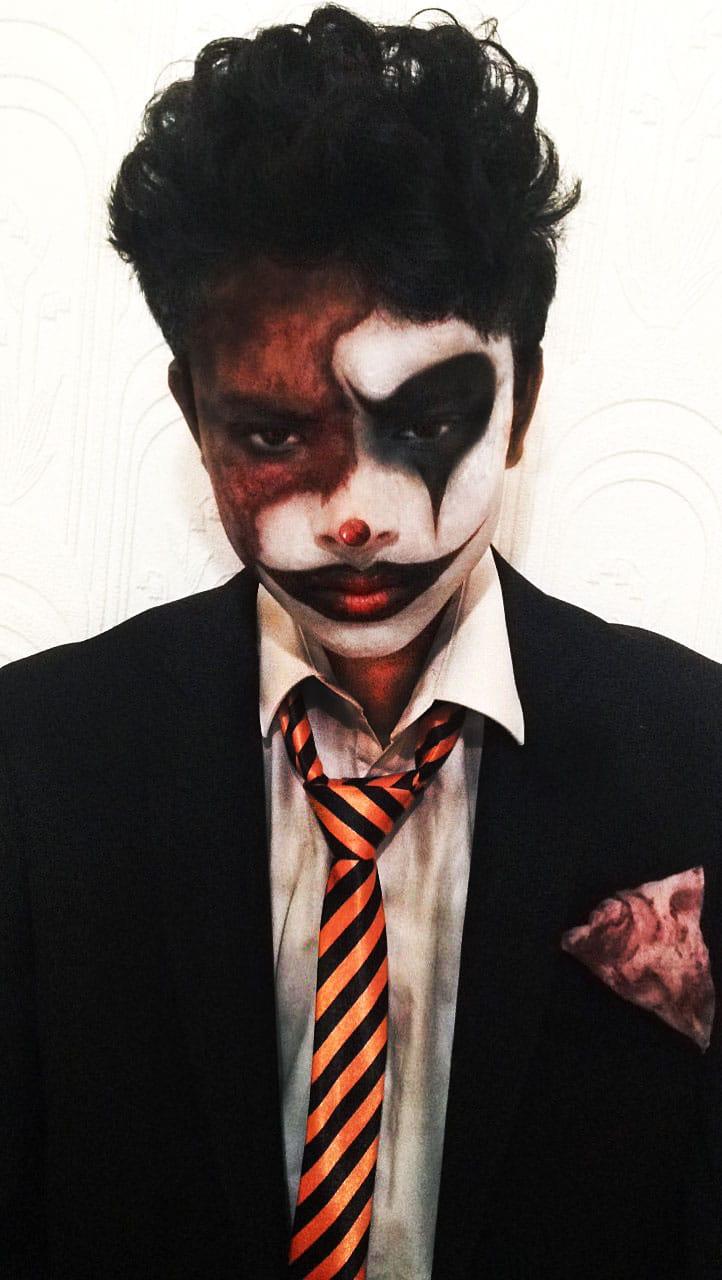 Preferência Maquiagem Masculina de Halloween, vem se inspirar! - Homens que se  ZC98