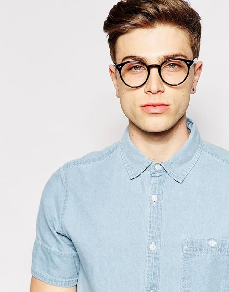 óculos De Grau Masculino Modelos De Muito Estilo Homens