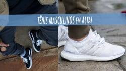calçados masculinos em alta para 2018 capa