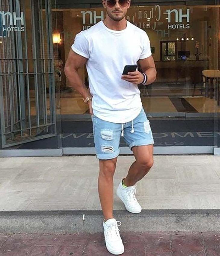 345 Best Men In Sports Images On Pinterest: Looks Masculinos Para Réveillon 2018 ?