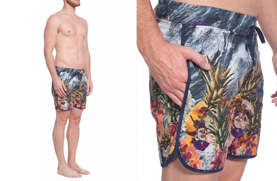 Onde Comprar Sungas e Shorts de Praia Estilosos - Homens que se Cuidam ade9865cb89e1