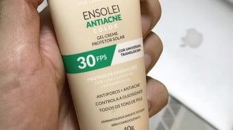 resenha protetor solar antiacne color da Ensolei (Profuse) copy