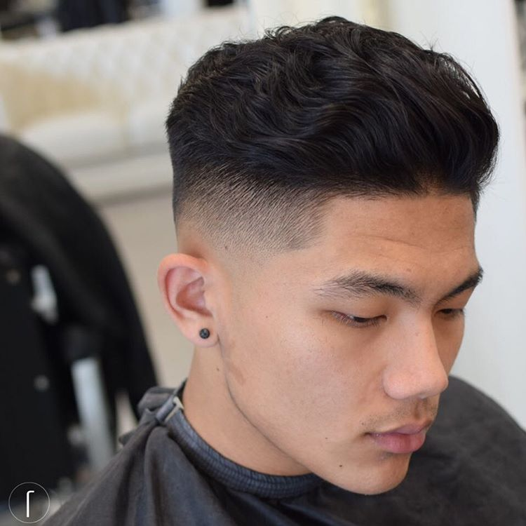 Haircut styles for guys with curly hair