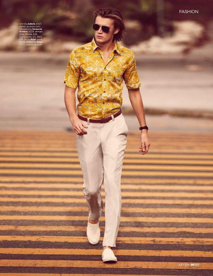 Camisas Masculinas Anos 90 Em Alta Novamente Homens