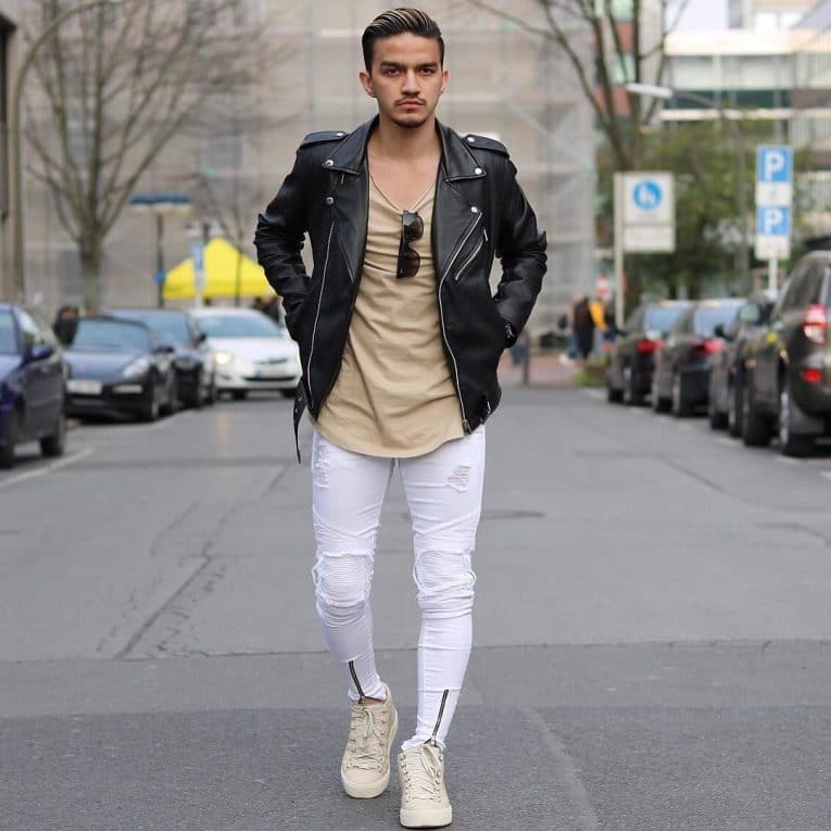 51f935198 Como Usar Calça Skinny Masculina 👖 - Homens que se Cuidam