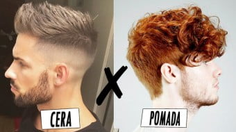 diferenca entre cera e pomada para cabelo masculino homens que se cuidam por juan alves