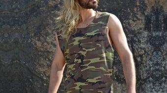 Camuflado masculino Arpex