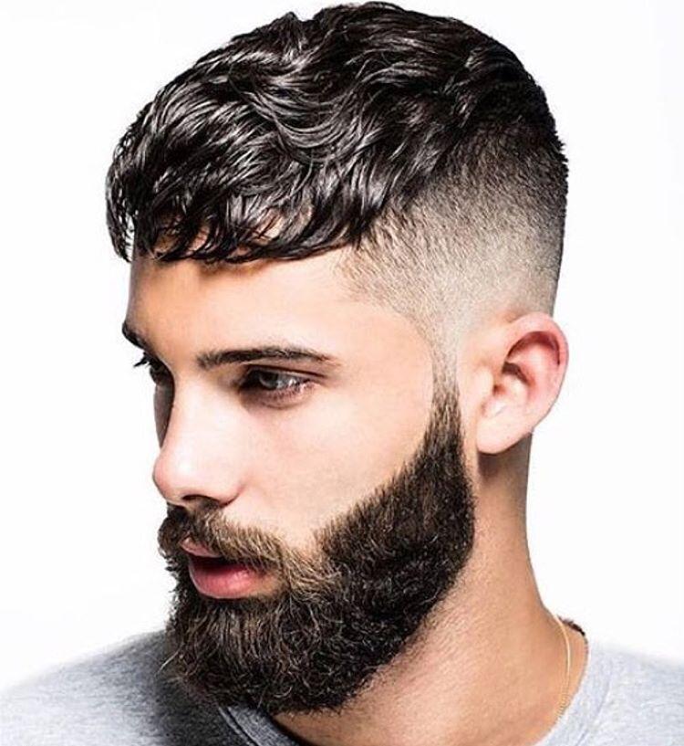 cabelo masculino curto