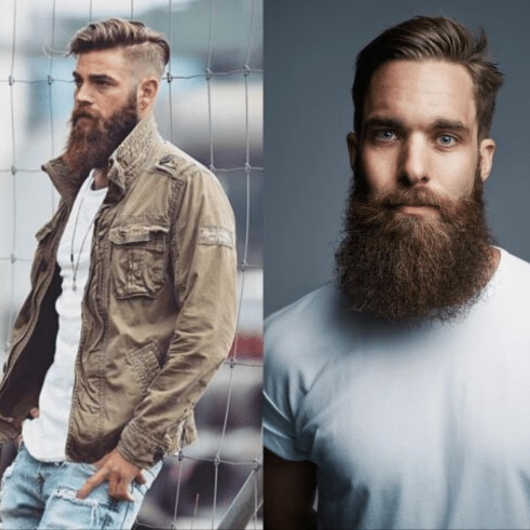 Barbas estilosas barba viking
