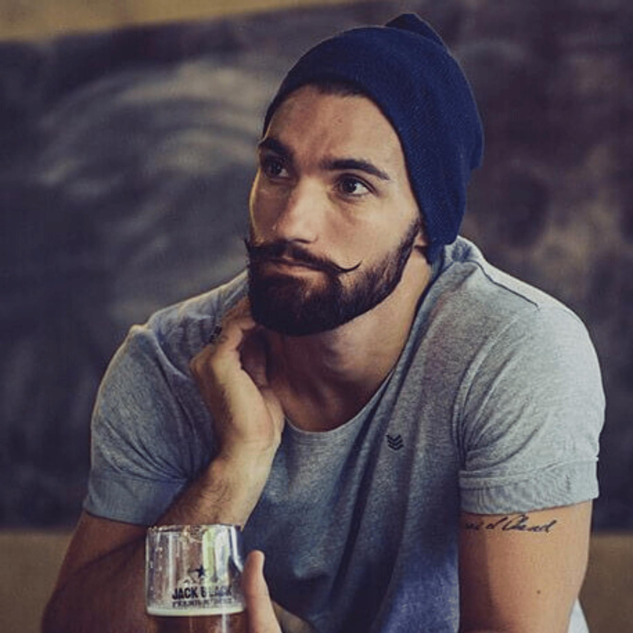 barba mustache