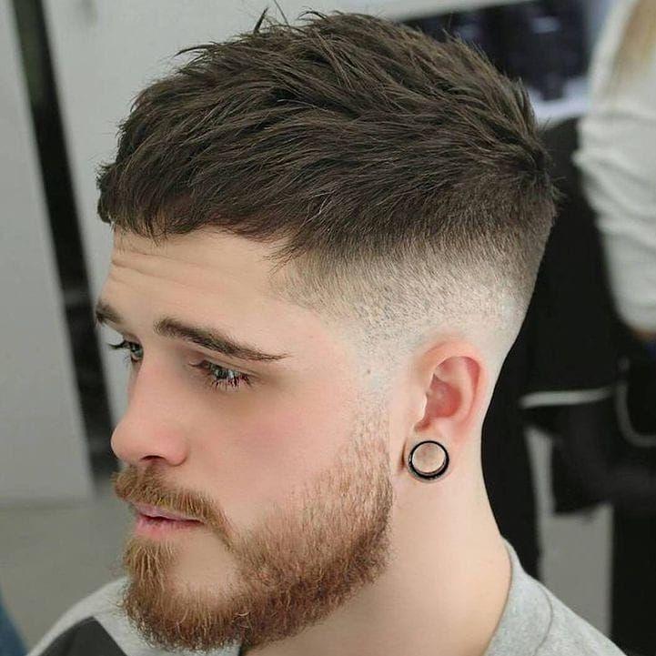 cortes de cabelo masculino caesar