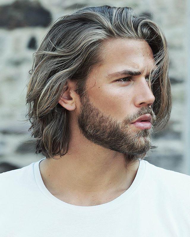 corte masculino longo