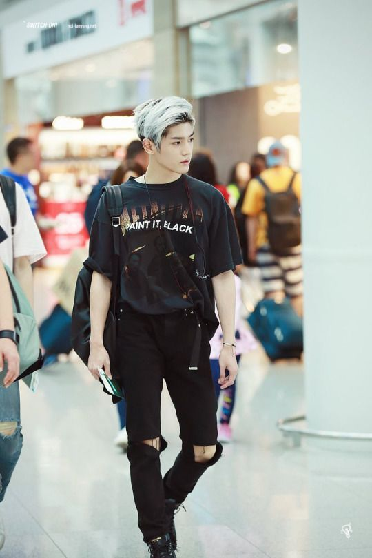 moda kpop masculina