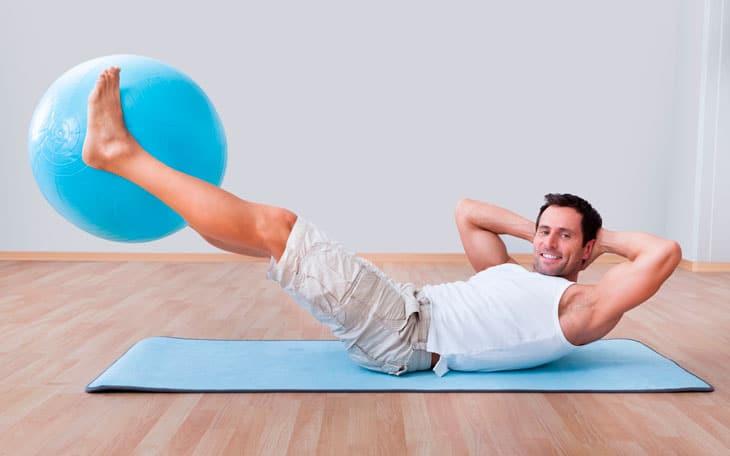pilates em casa