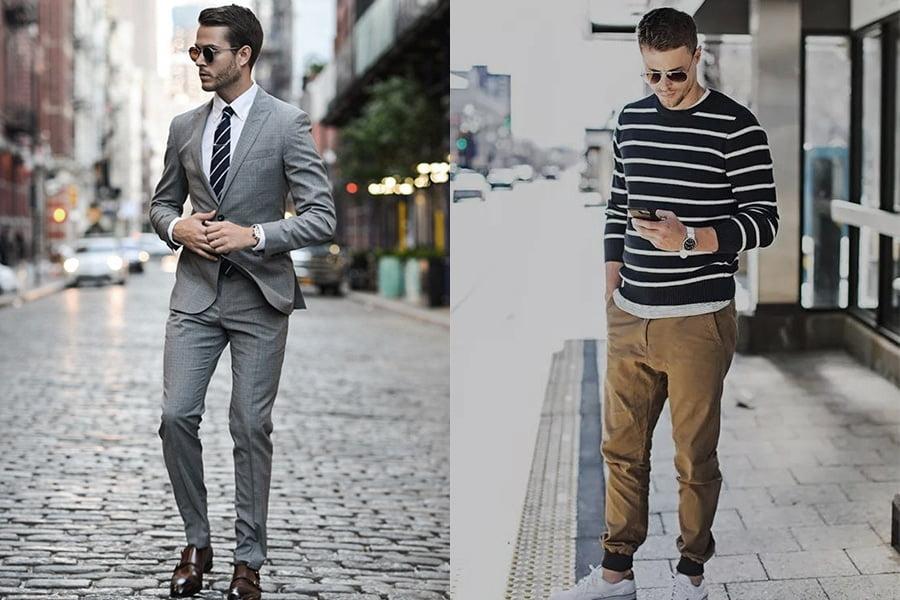 estilo classico vs estilo moderno