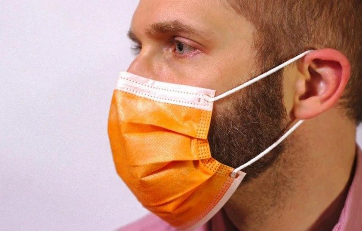 opção de barba para usar durante o coronavírus