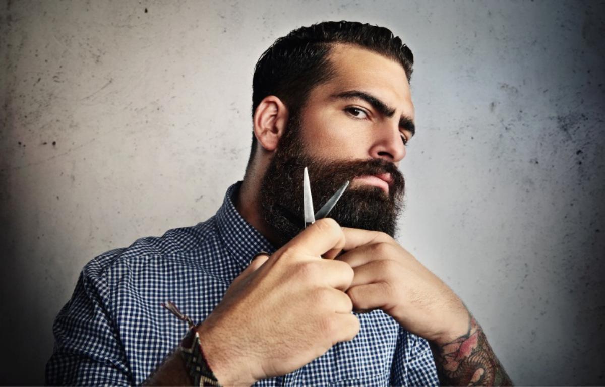 cuidar da barba coronavírus