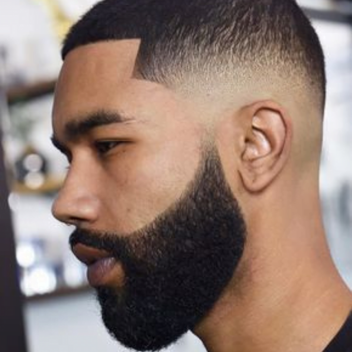 barba curta