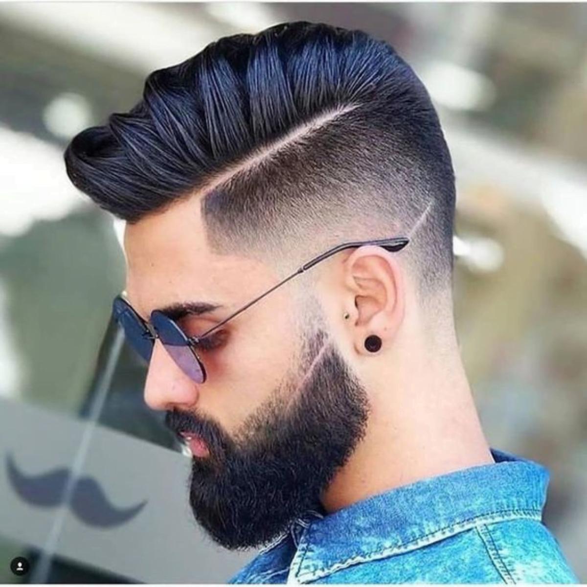 Barba Pompadour