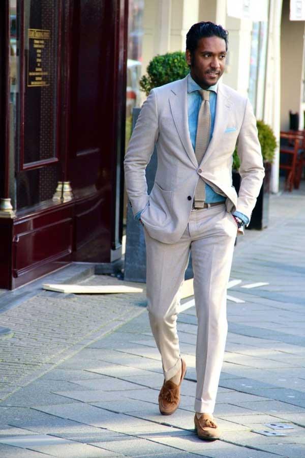 estilo elegante masculino