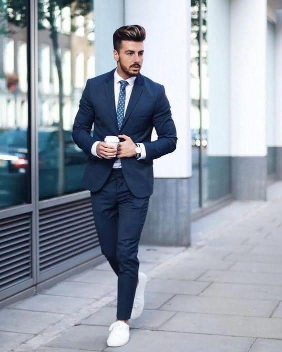 esporte fino masculino gravata