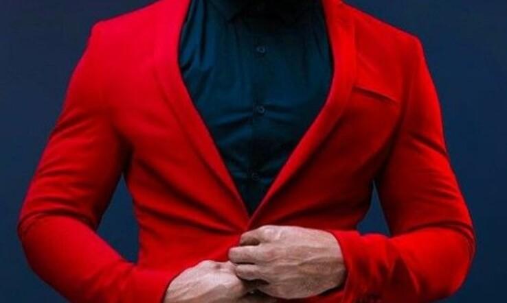 Imagem da publicação Homens de Poder vestem Vermelho? Confira dicas de Look Masculino Vermelho