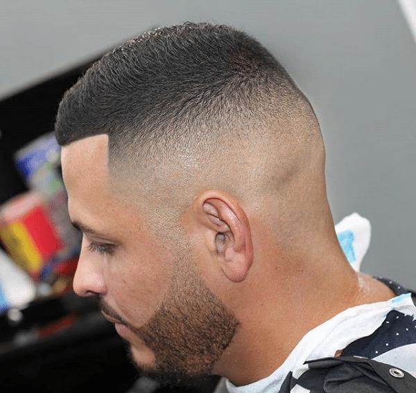 corte degradê masculino cabelo curto
